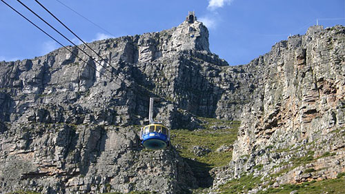 Table Mountain Cable