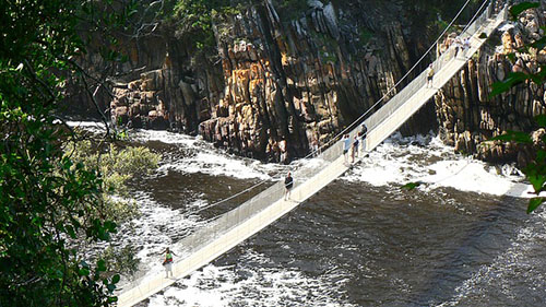 Tsitsikamma Bridge